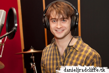 Daniel records Carols for a Cure album