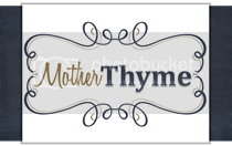 Mother Thyme