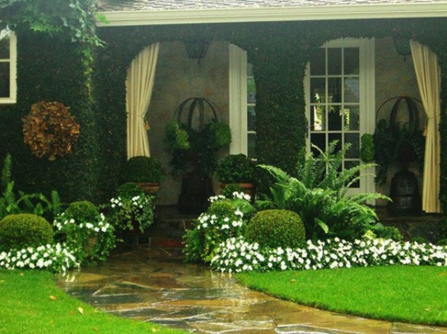 Modern Home Garden Design Ideas - Beautiful Homes Design