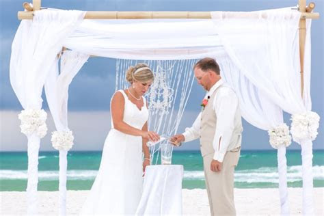 turquoise panama city beach wedding cayce  jonathan