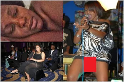 Nude Photos Of Kenyan Celebrities