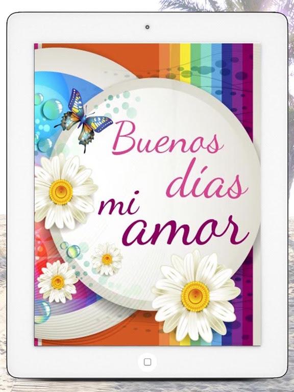 Frasesamor Frases De Bom Dia Meu Amor Em Espanhol