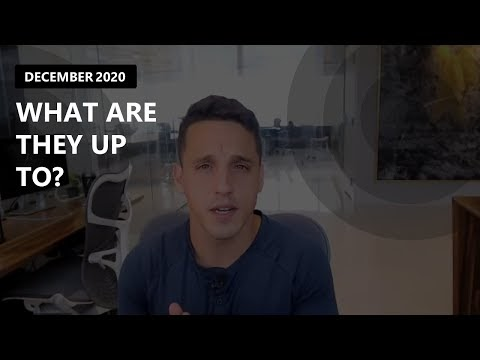 WHAT ARE THEY UP TO | AVORY | DEC 2020