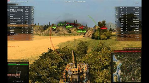 world  tanks  crapblaster  spg dominationavi
