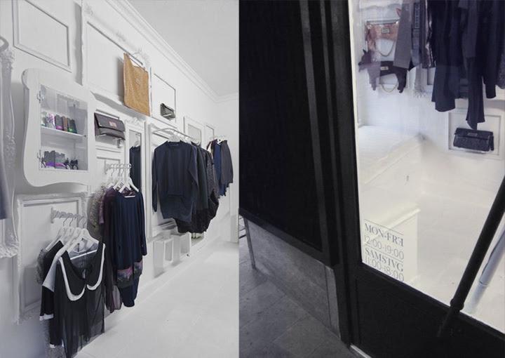 Salon1 interior & branding by Kiss Miklós, Bielefeld – Germany ...