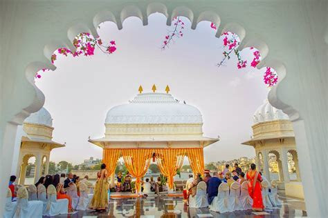 Cost of wedding at Taj Lake Palace, Udaipur  Brides on a