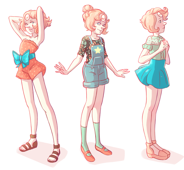 And Pearl!