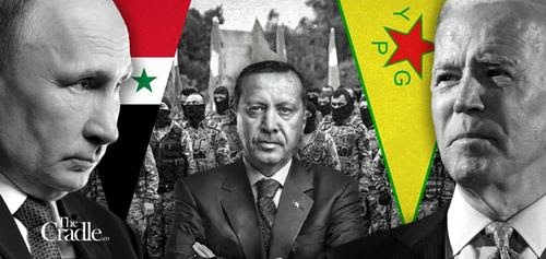 Washington o Moscú: tiempo de decisión para Erdogan en el norte de Siria