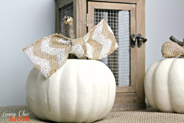 upcycle dollar tree pumpkin