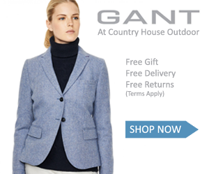 GANT Clothing at Country House Outdoor