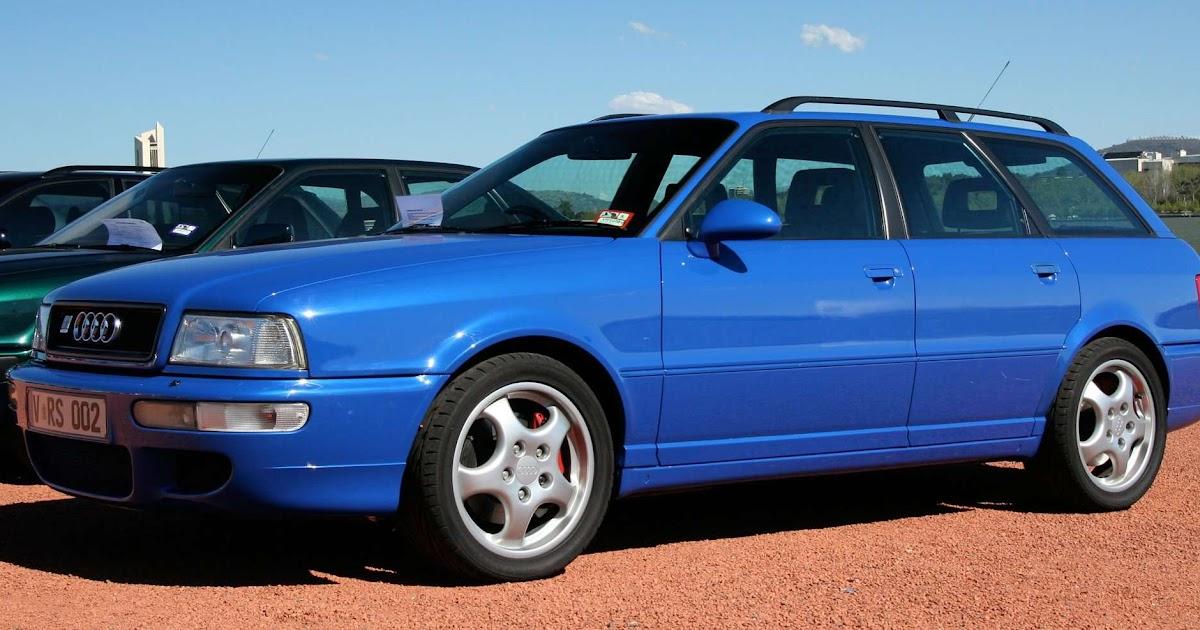 Power Cars Audi Rs2 Avant