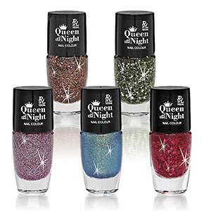 """RdeL Young LE """"Queen of the Night"""" Nail Colour"""