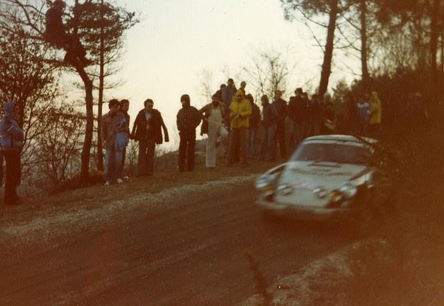 XIV Rally de Portugal Vinho do Porto 1979