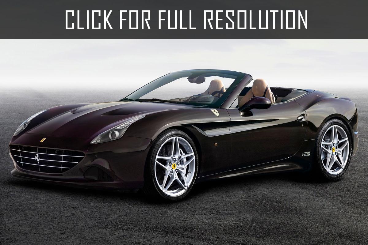 2019 Ferrari California - news, reviews, msrp, ratings ...
