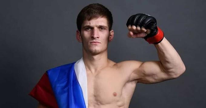 Россиянин Евлоев одолел Ленца на турнире UFC
