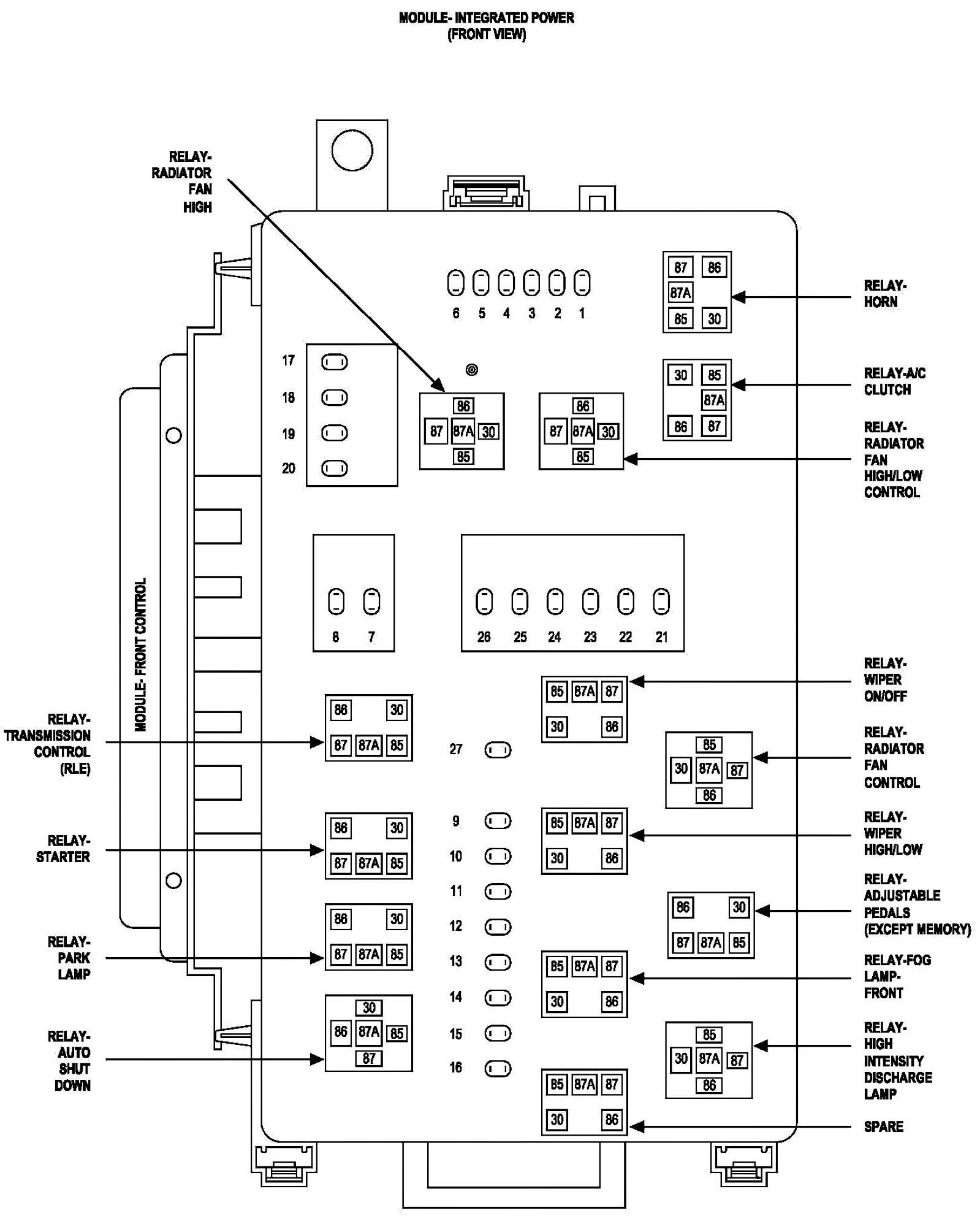 2006 Chrysler 300 Belt Diagram