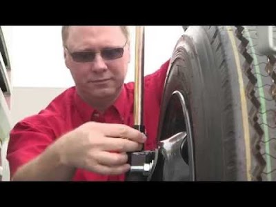 Roadmaster makes a spare tire carrier for your motorhome