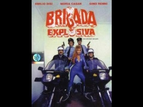 Brigada Explosiva (1986) Película completa