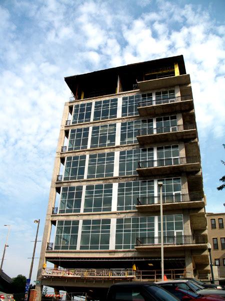 Parker Flats Aug 22 2008