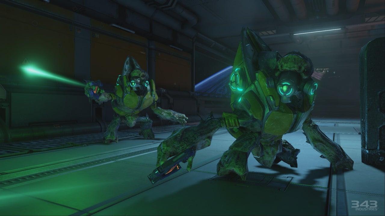E3 2014 Halo The Master Chief Collection Halo 5 Beta