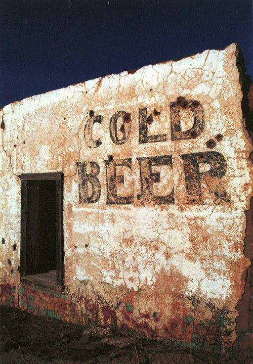 Route 66-Cerveja gelada