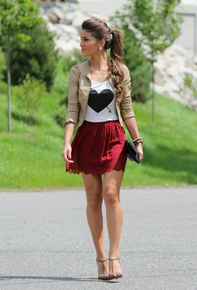 cute chic outfit