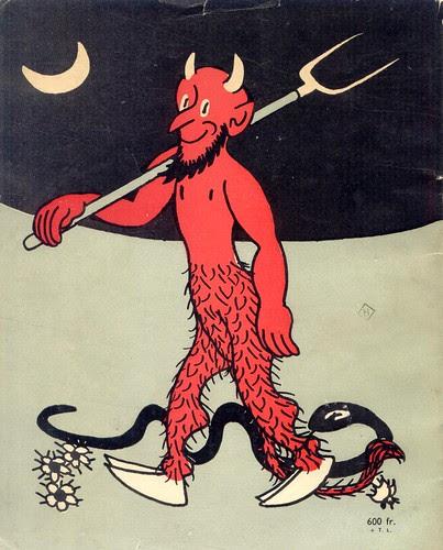 le diable et son p19