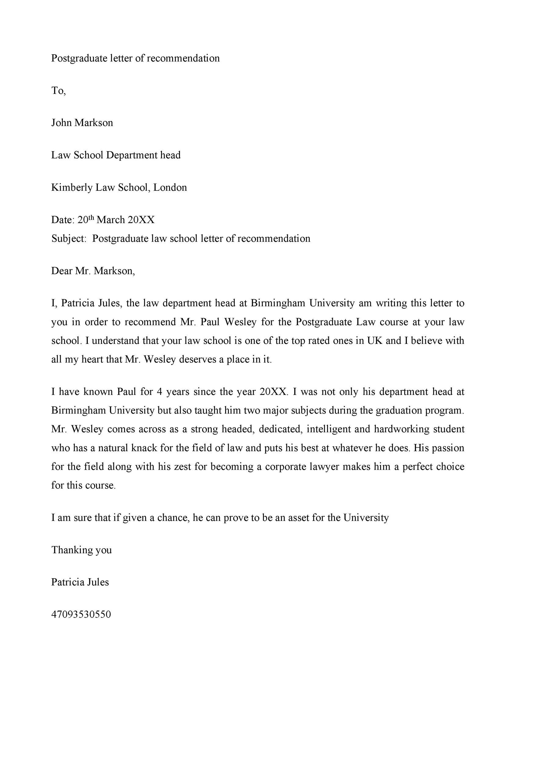 Amazing Letter Of Recommendation from lh5.googleusercontent.com