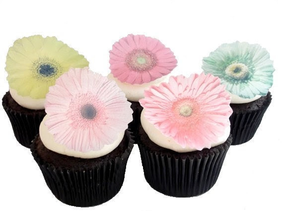 image incredible toppers edible cake toppers flower flowers wafer paper