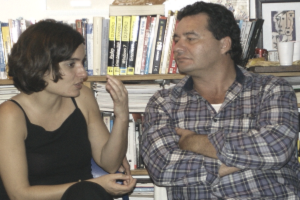 Lilianne Ruiz y Ángel Santiesteban-2012_archivo