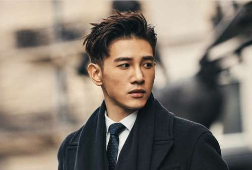 Model Rambut Pria Korea Sesuai Bentuk Wajah - Seputar Bentuk