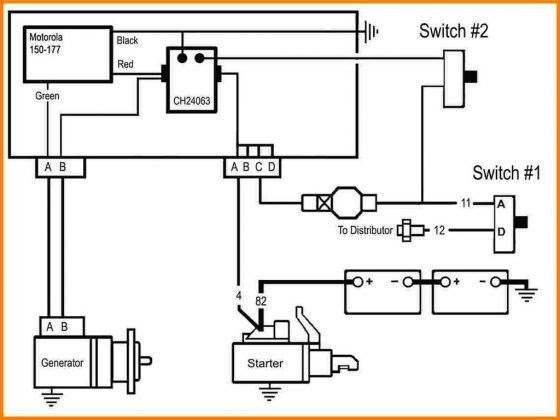Basic Automotive Wiring Schematic