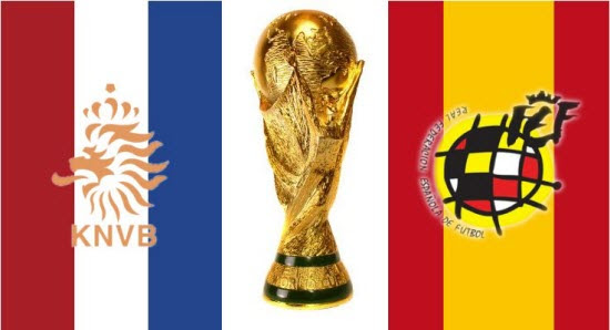 World Cup Final 2010: Terciptalah Final Ideal