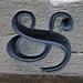ampersand &
