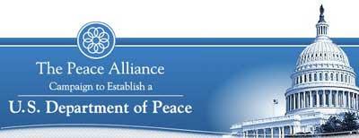 アメリカでの平和省設立のJPG