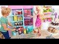 Barbie Belanja Baju Bayi