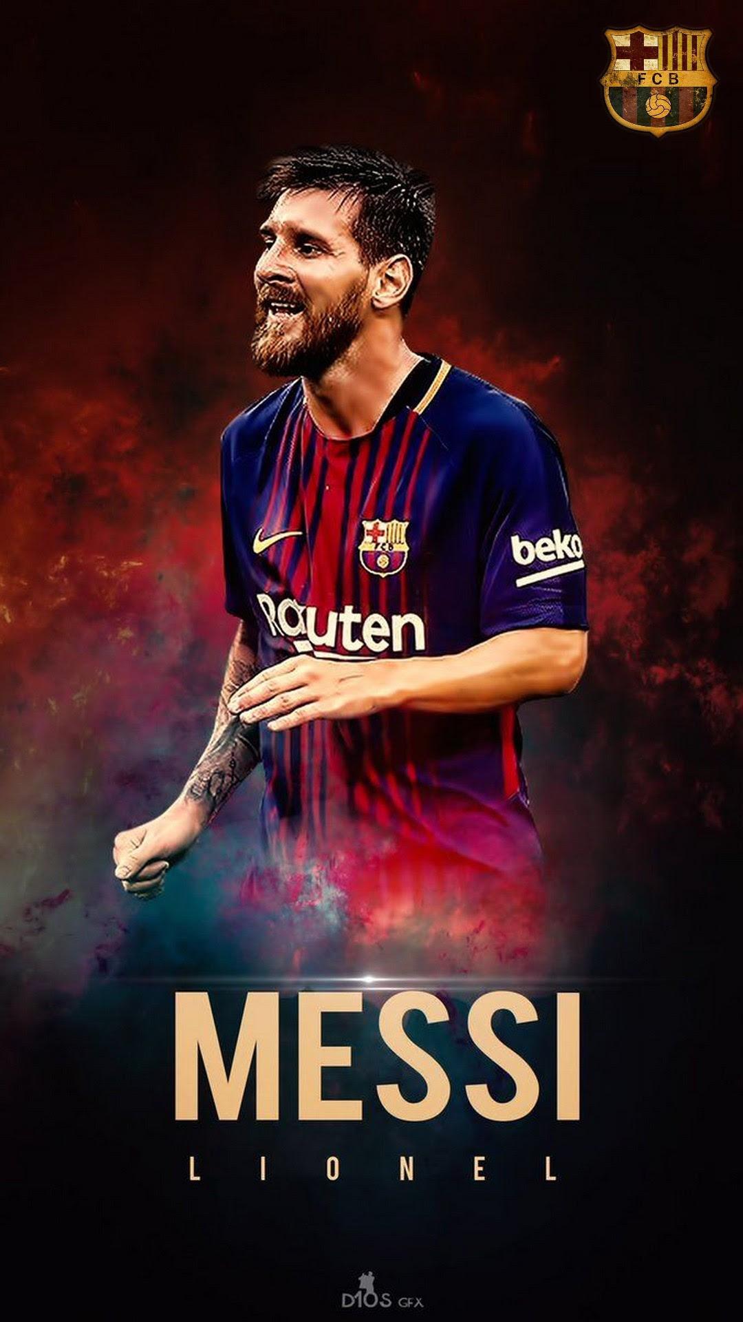 Lionel Messi Iphone Wallpapers 2019 Football Wallpaper