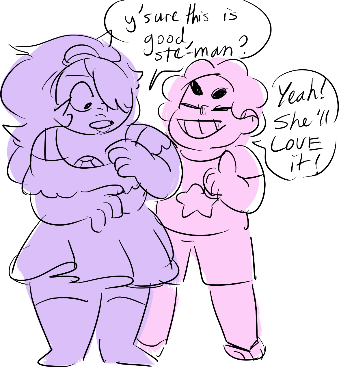day 6 - date night feat. everyone's favorite fashion adviser and moral support pearlmethyst week organized by @fuckyeahpearlmethyst!