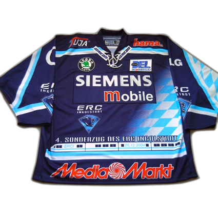Ingolstadt Panthers 04-05 jersey