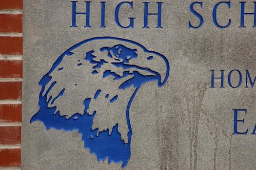 Old Eagle Logo