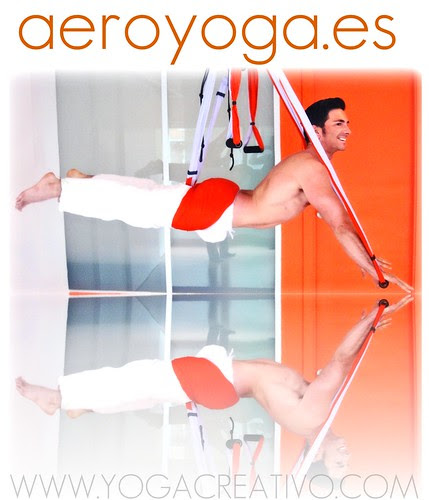 Aero Yoga en Madrid (yoga Swing)