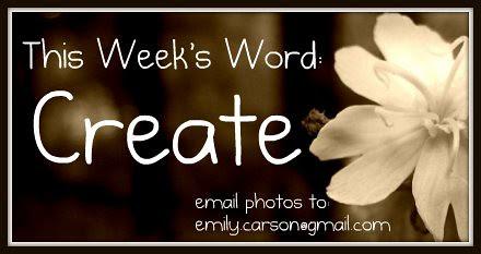 This Week's Word, Create