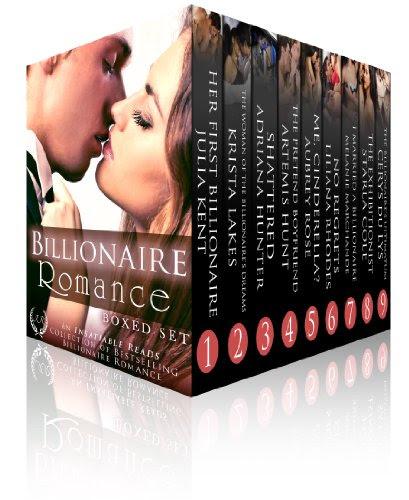 Billionaire Romance Boxed Set (9 Book Bundle) by Julia Kent