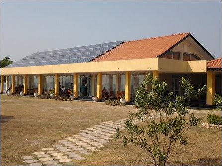 Kaarai-nakar military resort