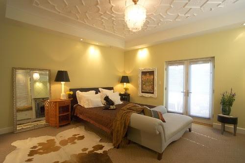Details contemporary bedroom