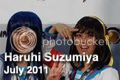 Haruhi Suzumiya - July 2011