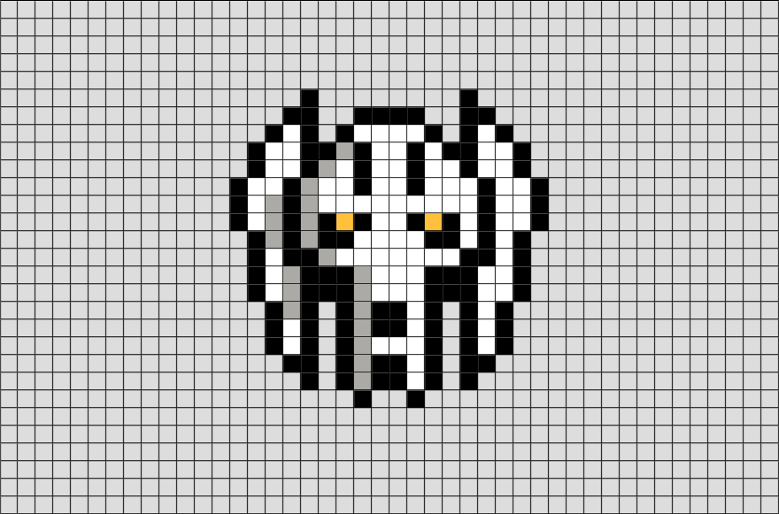 Dessin Pixel Art R2d2 Dernier C