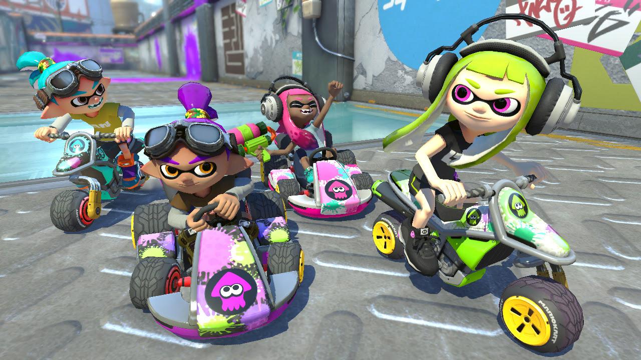 Nintendo censors offensive Mario Kart 8 Deluxe taunt in new patch screenshot