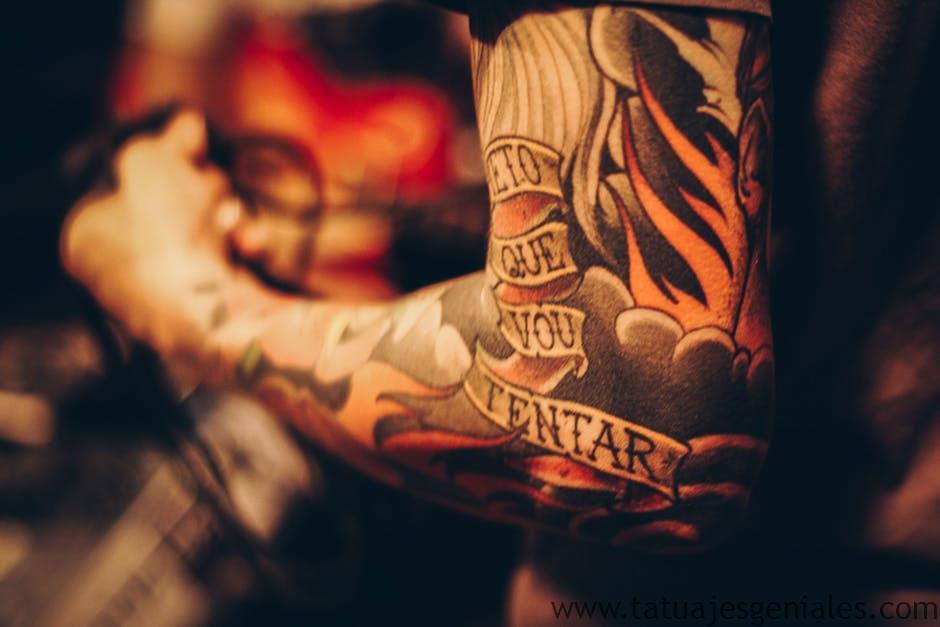 Guía Definitiva De Los Cuidados De Un Tatuaje Tatuajes Geniales