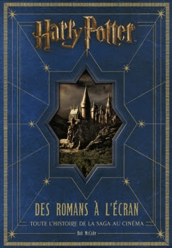 Couverture Harry Potter, des romans à l'écran